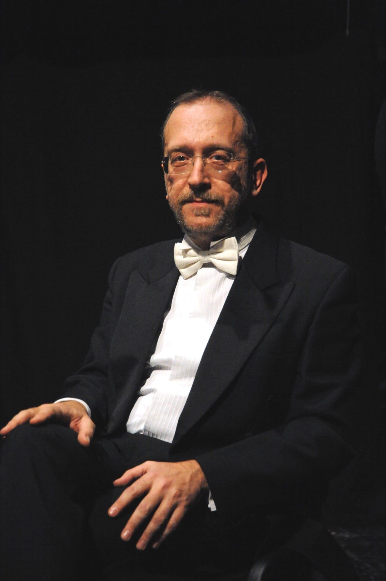 Piero Barbareschi Klassische Konzerte Wien Solist Concert Spirituel
