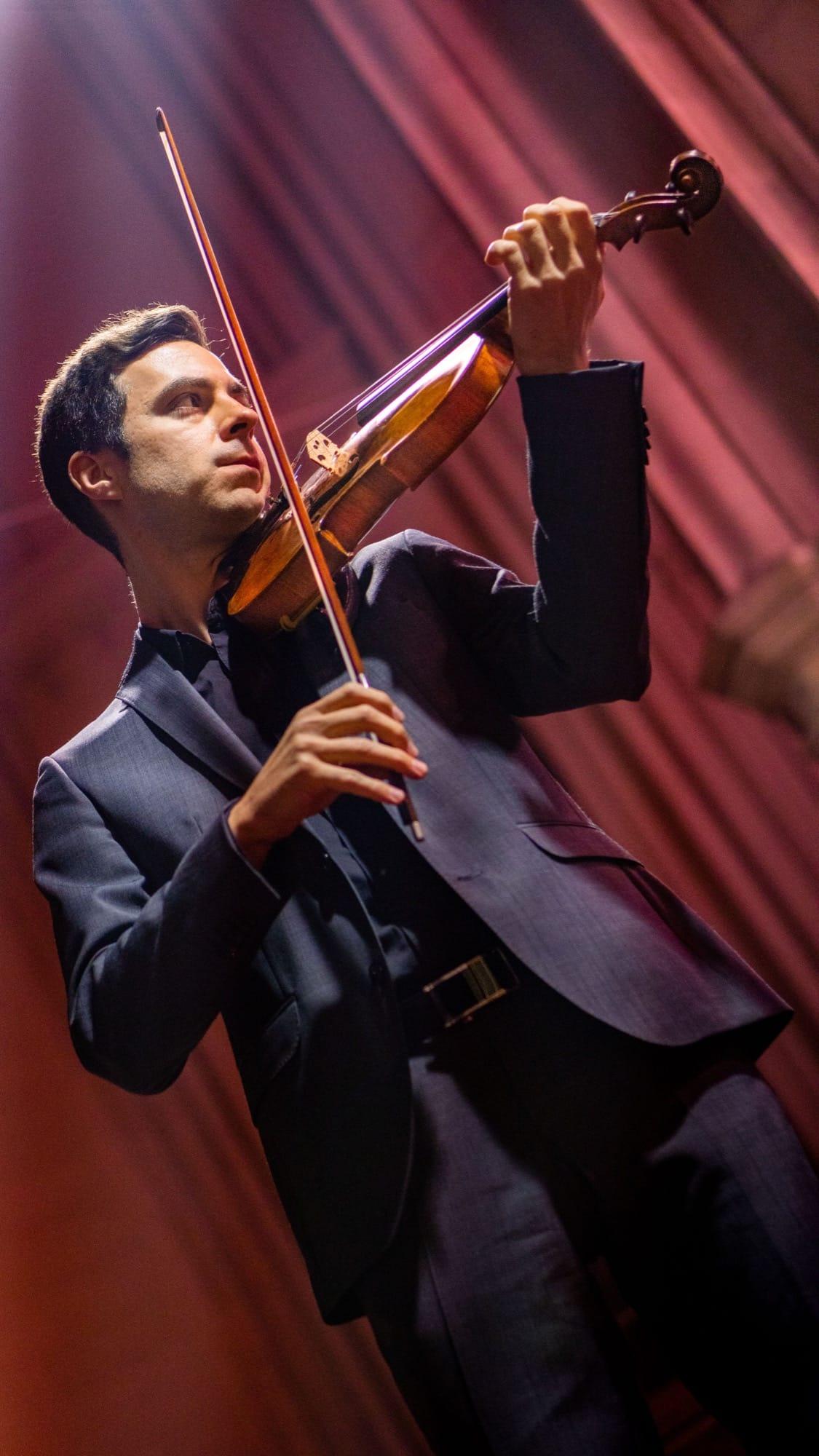 Leonard Furda Geiger Klassisches Konzert Wien