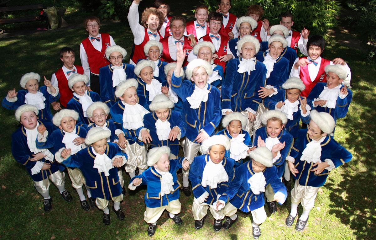 Mozart Knabenchor Klassisches Konzert Wien