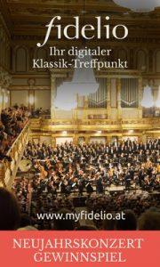 Fidelio Gewinnspiel klassische konzerte Wien