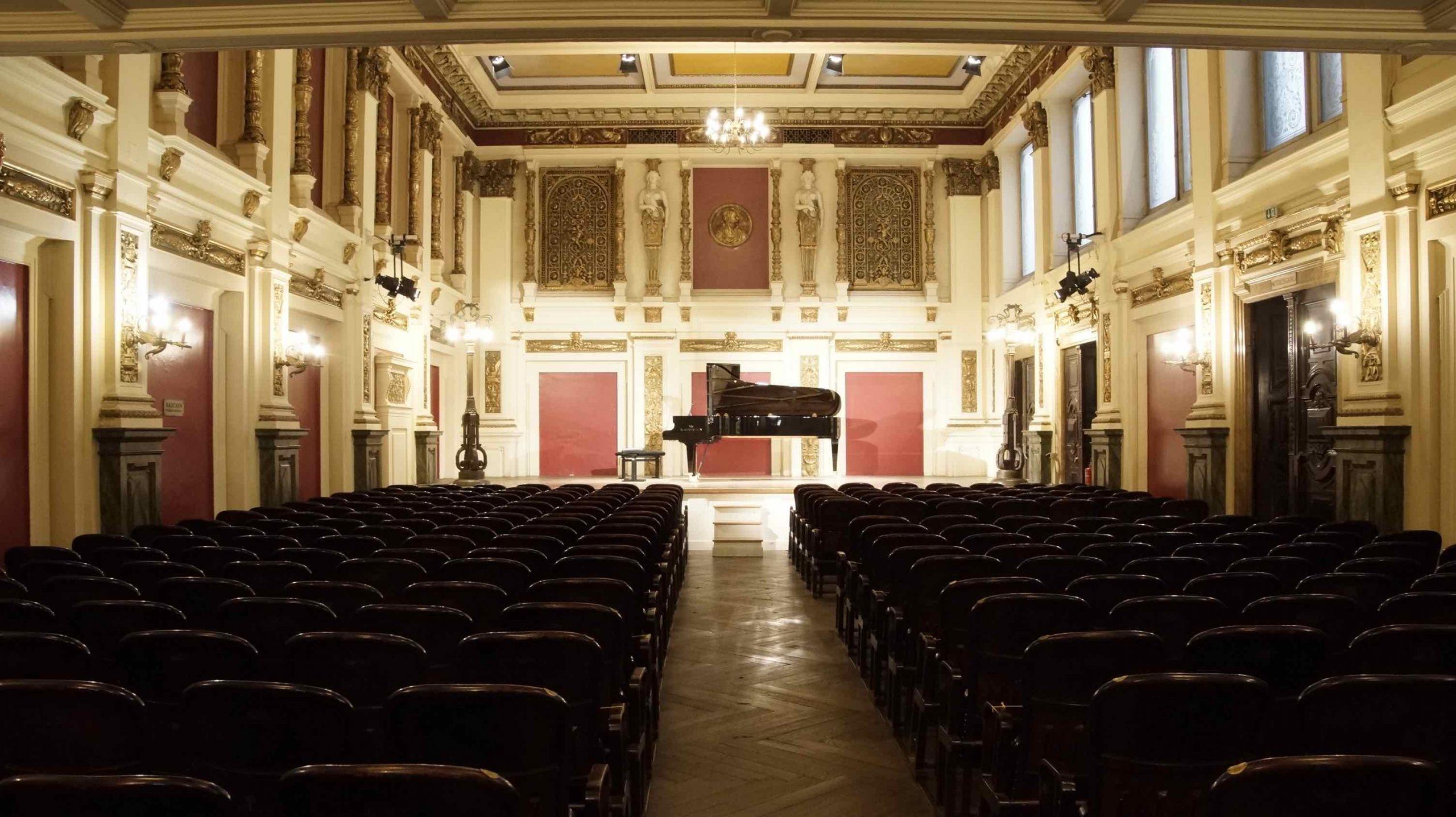 Ehrbar Saal Austria Konzerte Wien